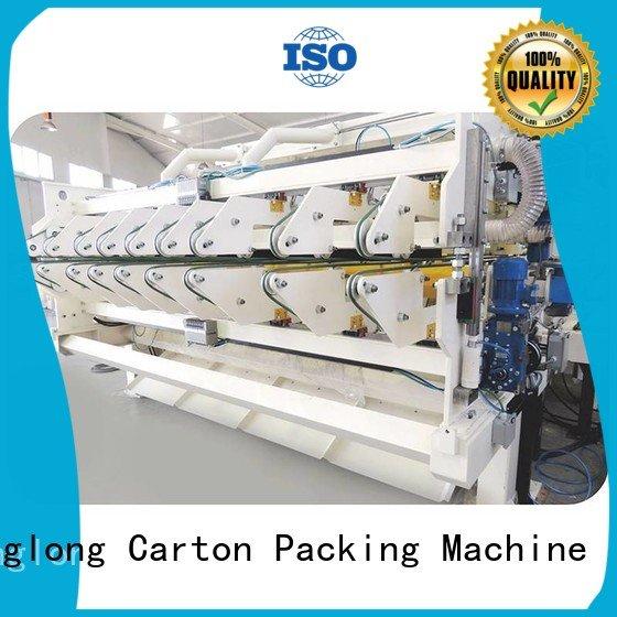 OEM cardboard box printing machine three color four color Auxiliary cardboard box printing machine