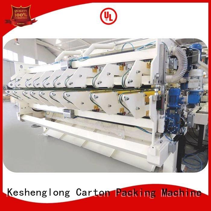 cardboard box printing machine six color cardboard box printing machine Top KeShengLong