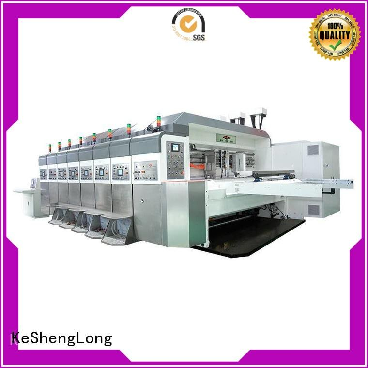China hd flexo diecutting HD flexo printer slotter KeShengLong