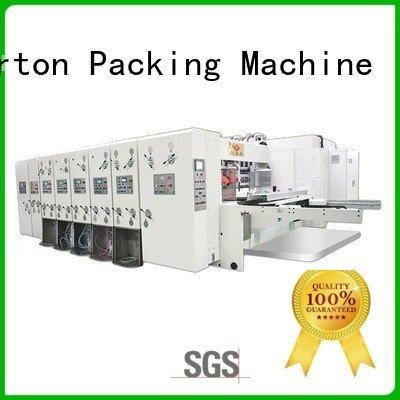 flexo printing and die cutting machine slotting flexo automatic printing slotting die cutting machine KeShengLong Brand
