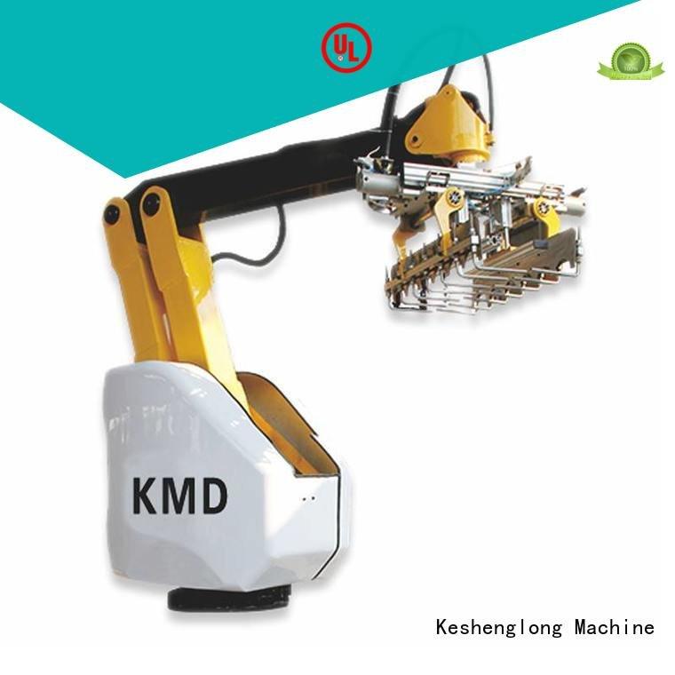 cardboard box printing machine palletizing slitter KeShengLong Brand