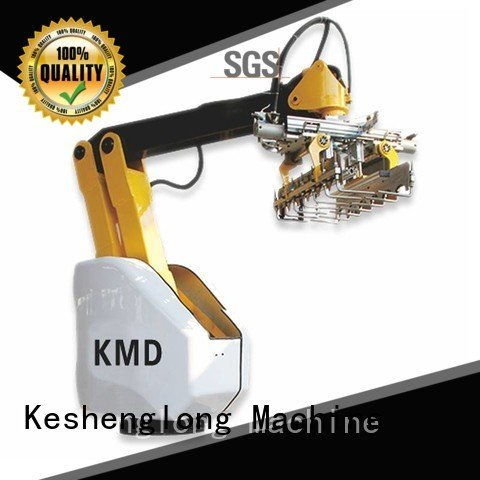 cardboard box printing machine three color Auxiliary cardboard box printing machine KeShengLong Warranty