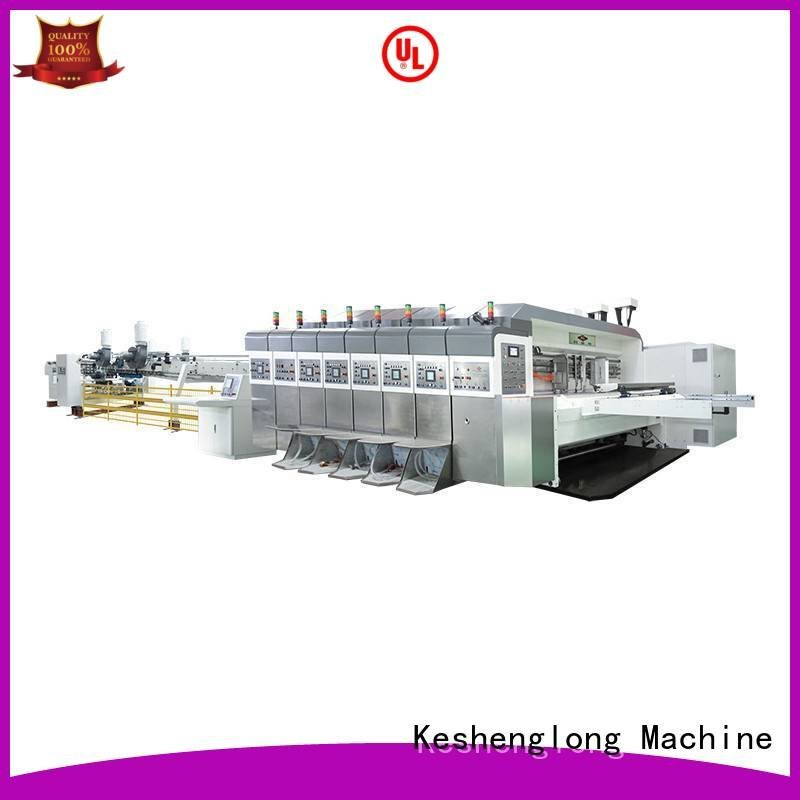 Hot China hd flexo top control K8-Type KeShengLong Brand