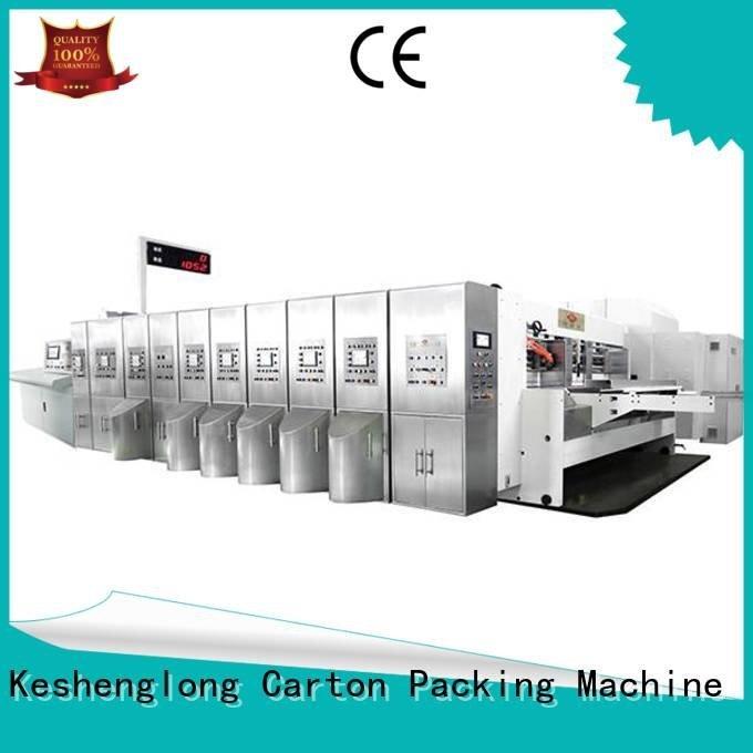 China hd flexo inline top KeShengLong Brand