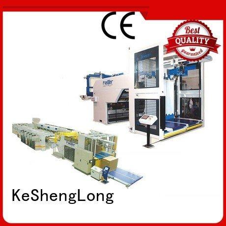Wholesale Top Auxiliary cardboard box printing machine KeShengLong Brand