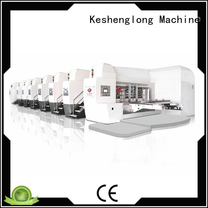 Hot China hd flexo inline control goutering KeShengLong Brand