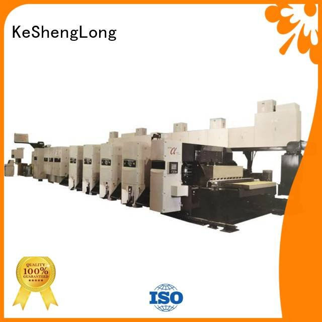 KeShengLong Brand slotter Folder printer flexo printer slotter