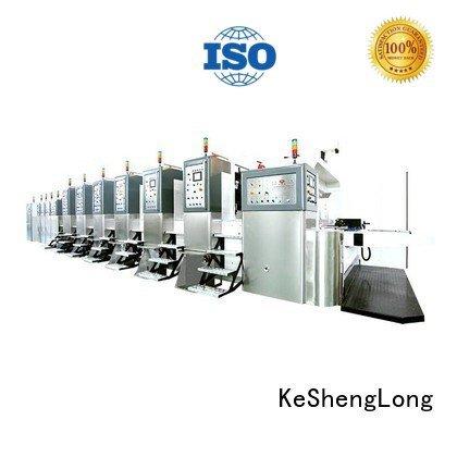 folding slotting fixed topbottom KeShengLong China hd flexo