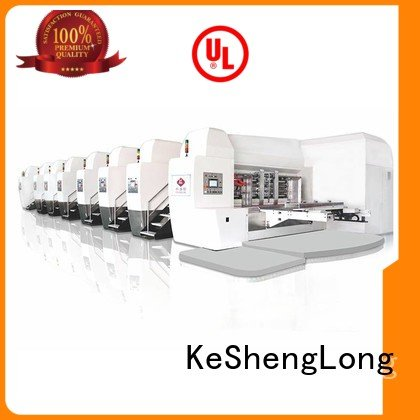 KeShengLong China hd flexo flat K9-Type gluing top