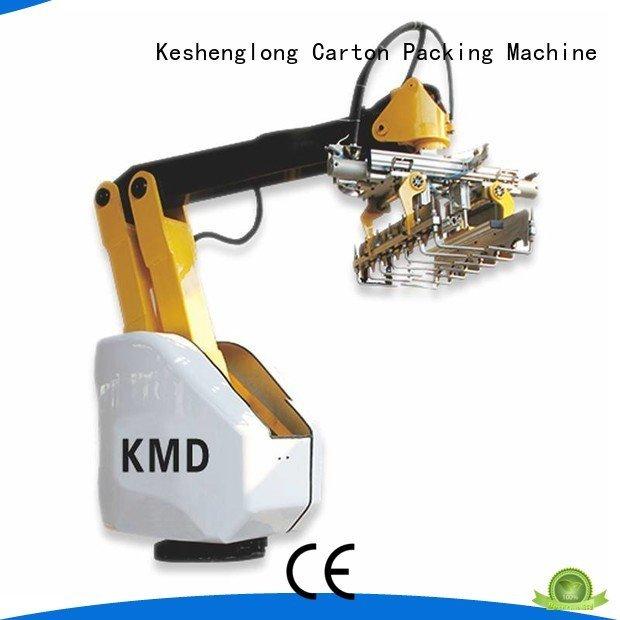 KeShengLong Brand kmd counter cardboard box printing machine pe1280 stripper