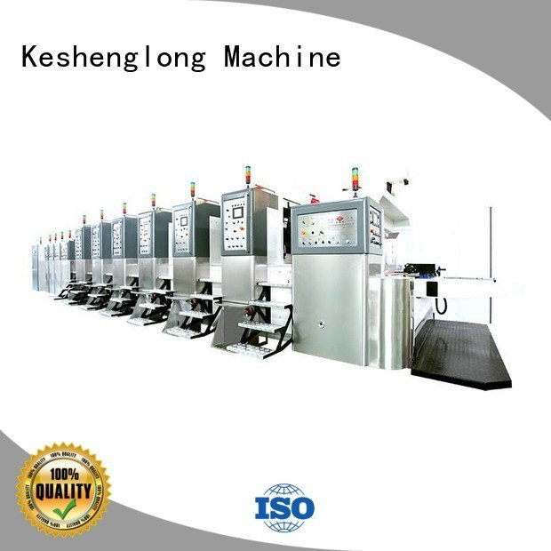 automatic goutering China hd flexo KeShengLong