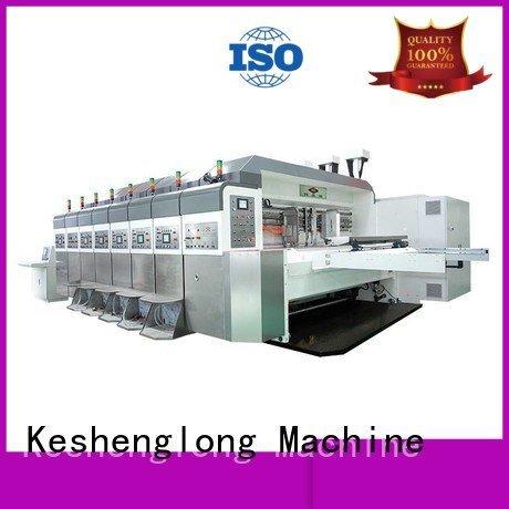 KeShengLong China hd flexo gluing fixed K8-Type