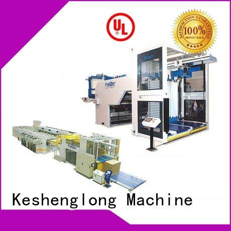 cardboard box printing machine Auxiliary three color cardboard box printing machine