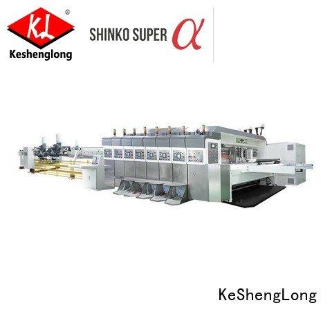 KeShengLong HD flexo printer slotter