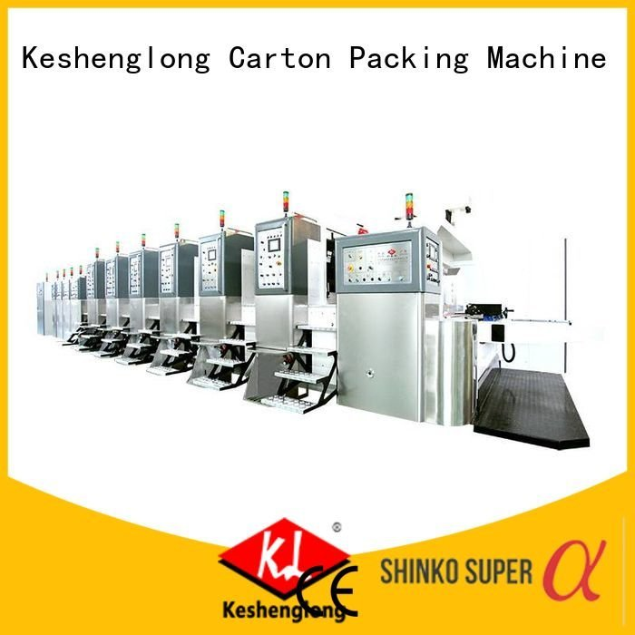 K9-Type die folding KeShengLong China hd flexo