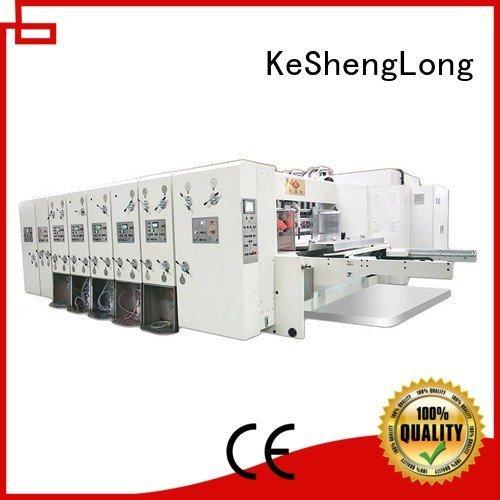 KeShengLong Brand cutting jumbo flexo flexo printing and die cutting machine