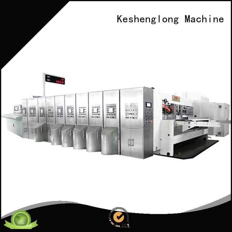 Hot China hd flexo K8-Type HD flexo printer slotter K9-Type KeShengLong