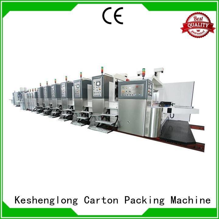 KeShengLong Brand flexo ejecting flat HD flexo printer slotter die