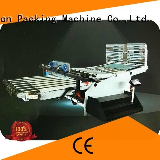 four color Top cardboard box printing machine Auxiliary KeShengLong