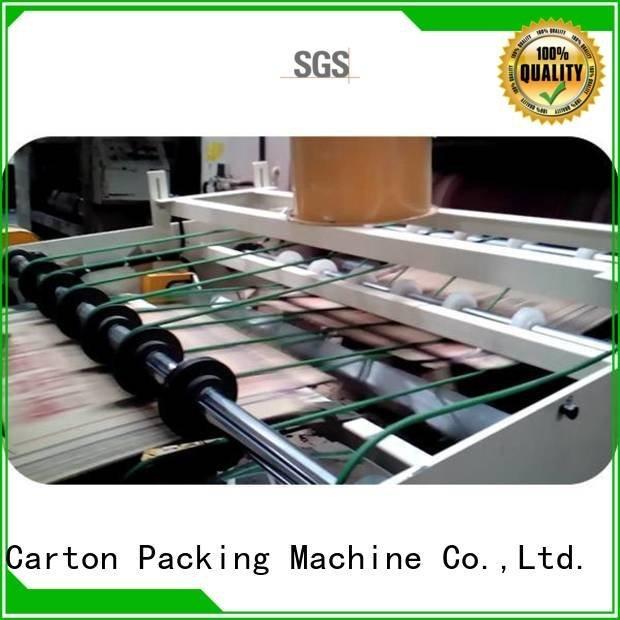 Wholesale six color Top cardboard box printing machine KeShengLong Brand