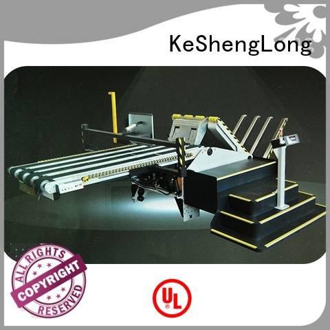 KeShengLong cardboard box printing machine Top six color four color