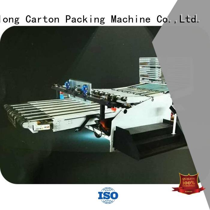 Top cardboard box printing machine three color four color KeShengLong