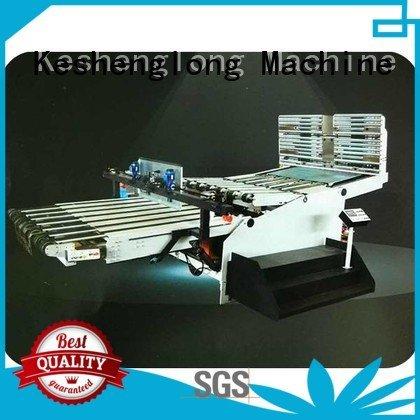 KeShengLong cardboard box printing machine Top six color China KeShengLong