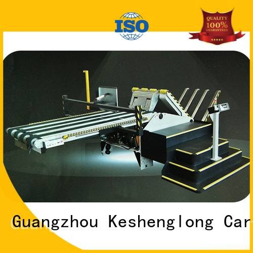 KeShengLong cardboard box printing machine Auxiliary six color PFA three color