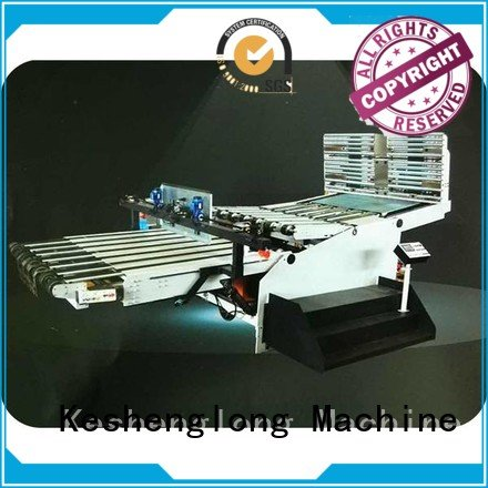 Custom three color cardboard box printing machine Top cardboard box printing machine