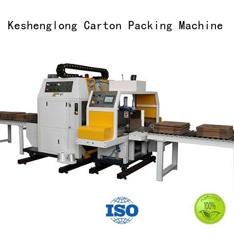 Custom pe1280 cardboard box printing machine stacker cardboard box printing machine