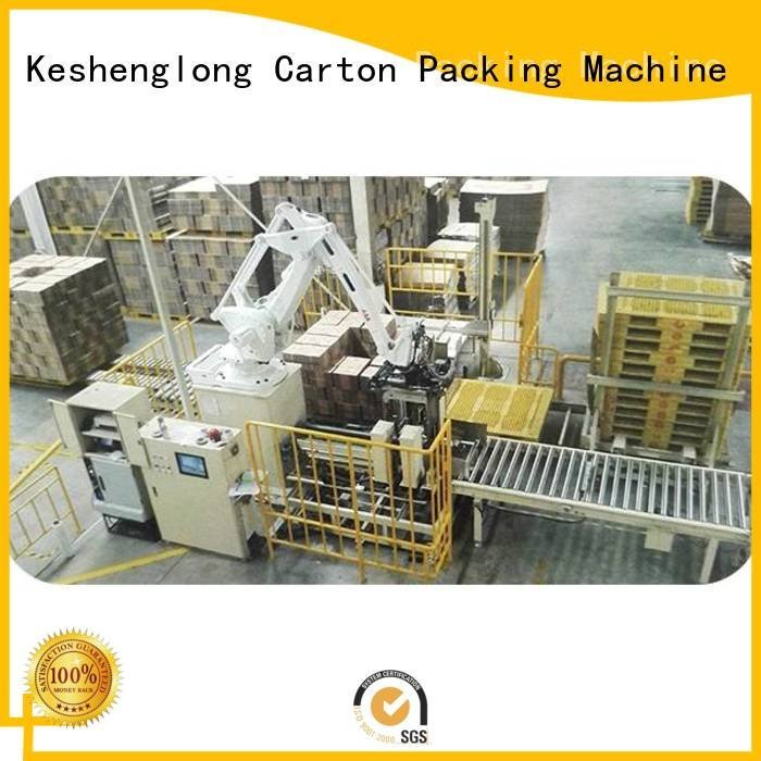 KeShengLong cardboard box printing machine Auxiliary six color four color Top