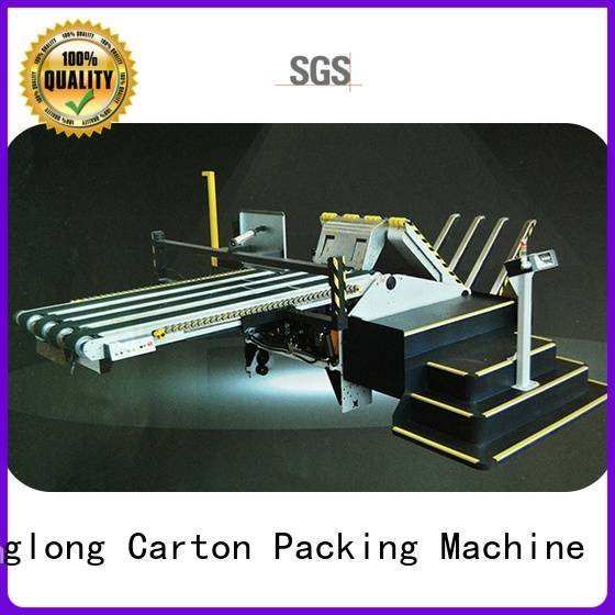 KeShengLong Brand three color Auxiliary cardboard box printing machine four color six color