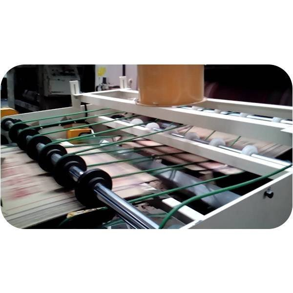 Auto Stripper Counter Stacker machine