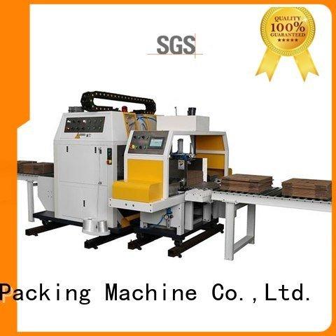OEM cardboard box printing machine PFA three color Auxiliary cardboard box printing machine