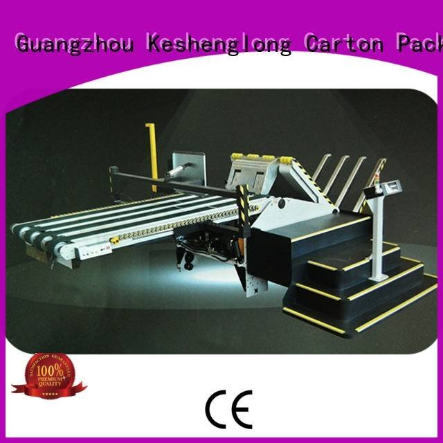 KeShengLong cardboard box printing machine three color six color Auxiliary