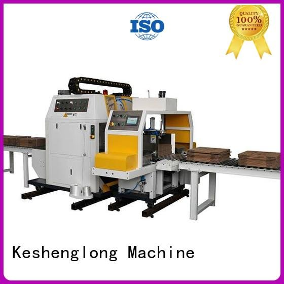 KeShengLong Brand Top cardboard box printing machine three color six color
