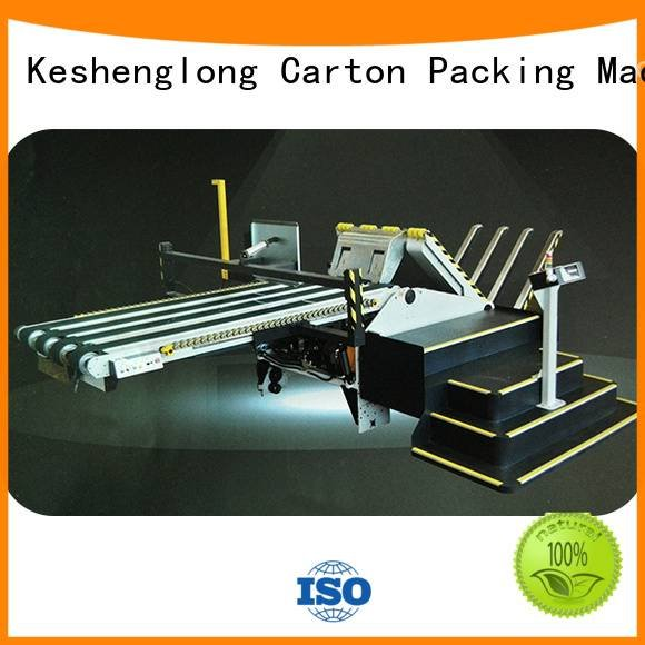 cardboard box printing machine PFA cardboard box printing machine KeShengLong Brand Top