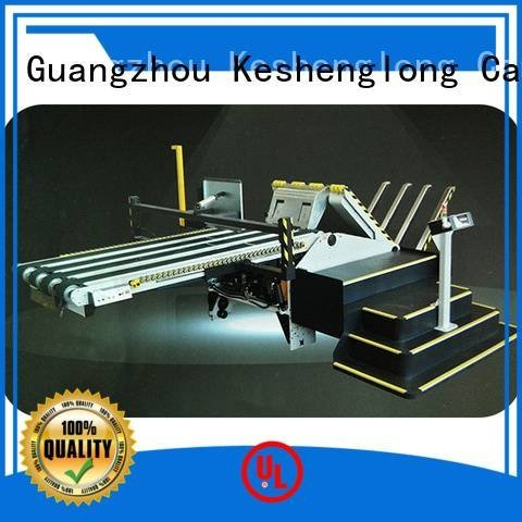 four color three color KeShengLong cardboard box printing machine