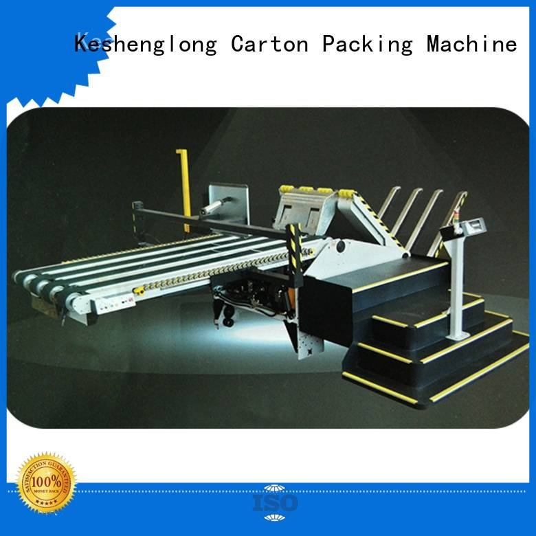 cardboard box printing machine Top cardboard box printing machine KeShengLong