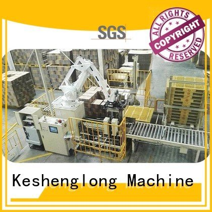 KeShengLong Brand six color four color cardboard box printing machine three color PFA