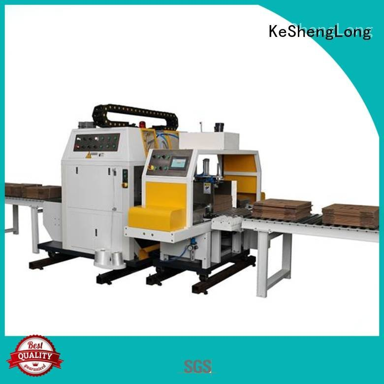 cardboard box printing machine three color KeShengLong Brand cardboard box printing machine