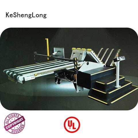 cardboard box printing machine pfa counter series kmd KeShengLong