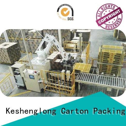Top KeShengLong Brand Top cardboard box printing machine Auxiliary six color PFA