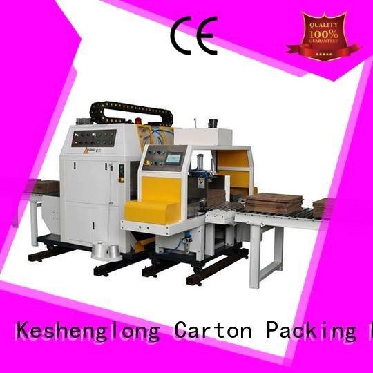 Hot cardboard box printing machine six color four color Top KeShengLong Brand