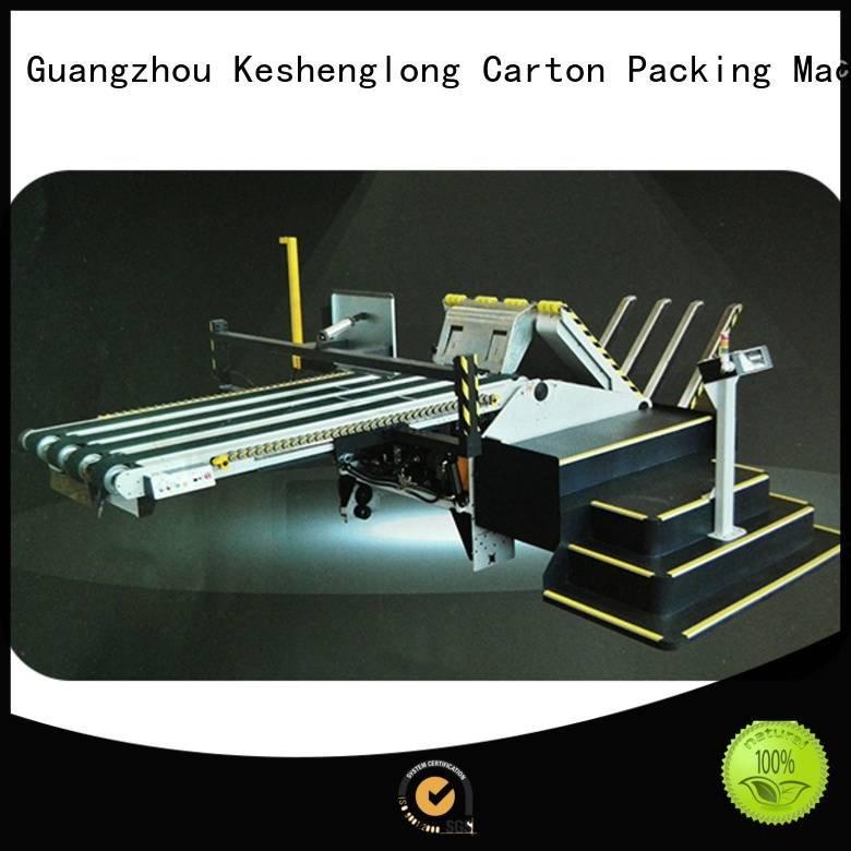 cardboard box printing machine three color cardboard box printing machine four color