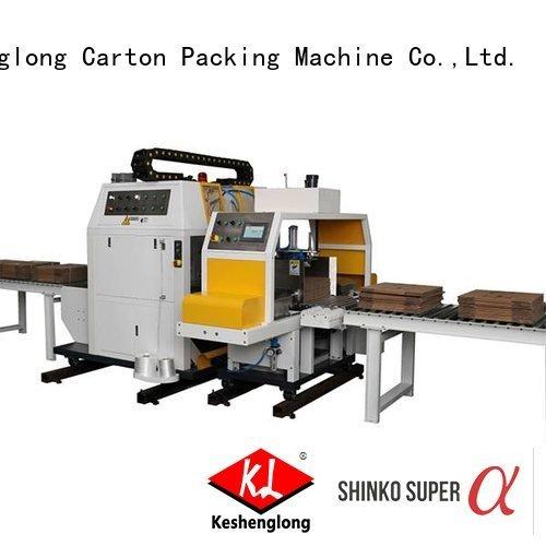 cardboard box printing machine counter KeShengLong Brand cardboard box printing machine