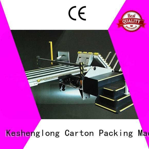 KeShengLong Brand Auxiliary PFA Top cardboard box printing machine six color