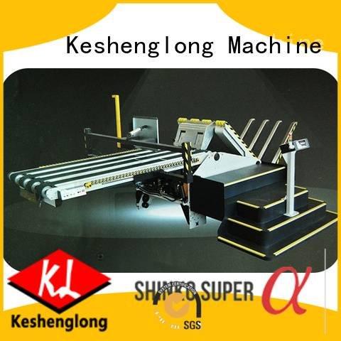 Top cardboard box printing machine three color PFA KeShengLong