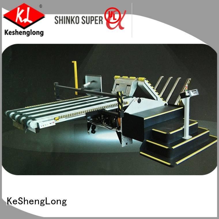 cardboard box printing machine three color Top four color PFA KeShengLong