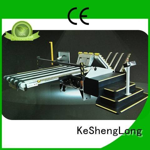 Hot cardboard box printing machine four color six color three color KeShengLong Brand